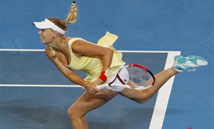 wozniacki kvitova into sydney quarters