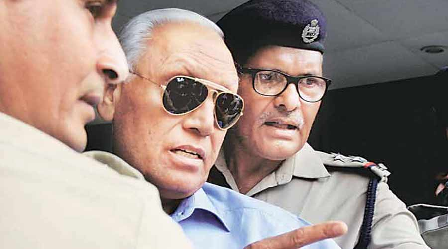 CBI arrests former IAF chief S P Tyagi