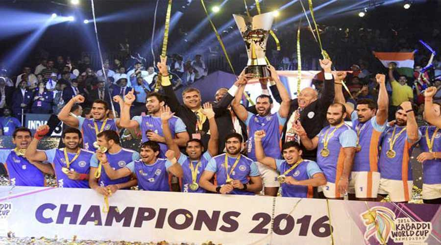 2016 Kabaddi World Cup