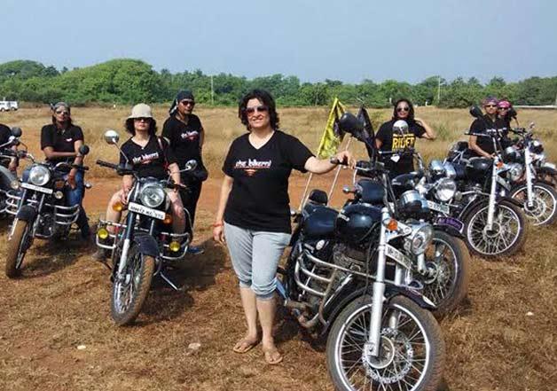 7 female bike riding groups making the nation proud