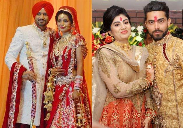 Harbhajan Singh to Ravindra Jadeja: Meet the cricketers who got