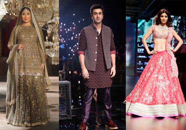 Celebs Who Walked The Ramp At Lakme Fashion Week 2016