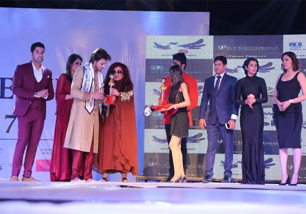 Mr and Miss Delhi India 2017: Priyanka and Sarthak bags first prize