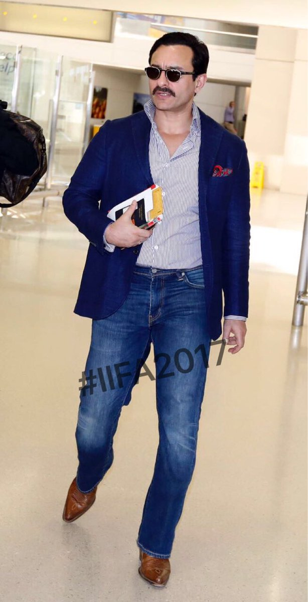 IIFA 2017: Bollywood stars arrive in New York   page 2