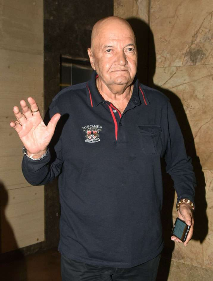 prem chopra death