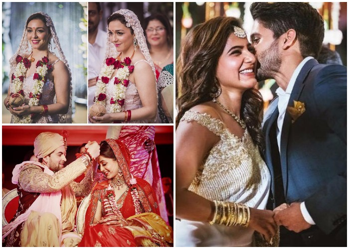 25 Bollywood Celebs' Stunning Wedding Pictures Shared By ...