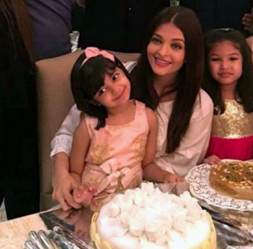 Aishwarya Rai Bachchan And Abhishek S Daughter Aaradhya Rings In Her 6th Birthday Today