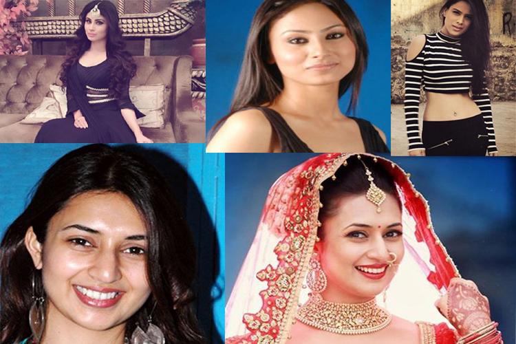 Mouni Roy to Divyanka Tripathi: TV bahus and their stunning