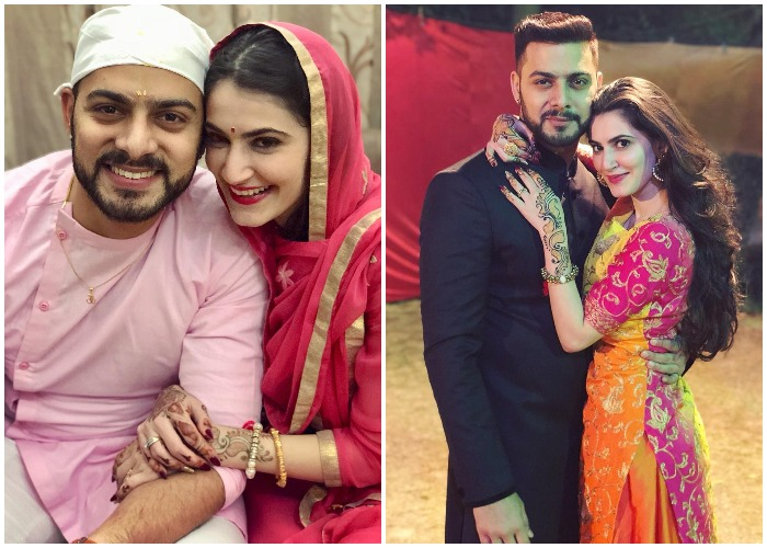 In Pics Naamkarann Actor Karam Rajpal Shares Pictures