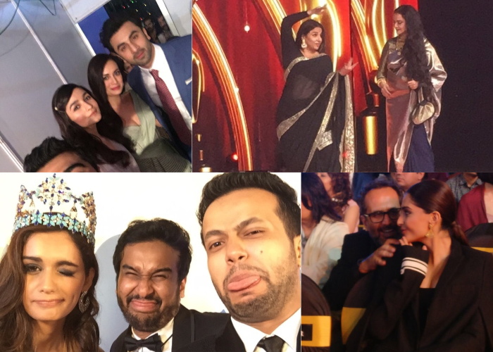63rd Jio Filmfare Awards 2018: Inside pictures from the starry night