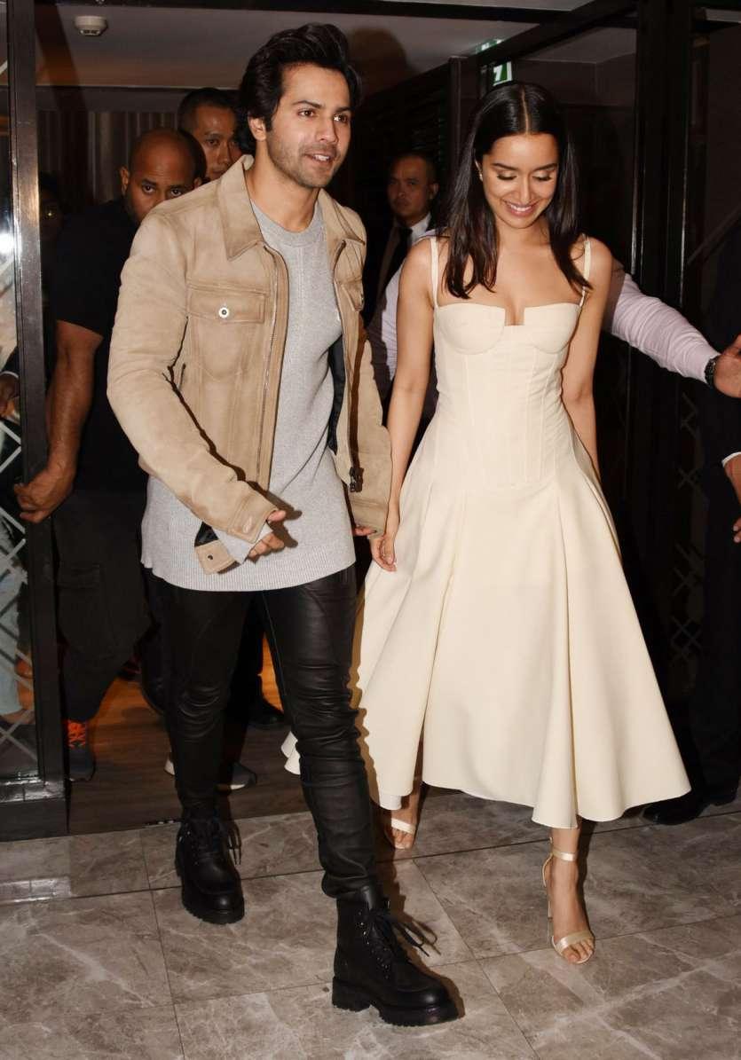 fc17f664b01 IIFA 2018 Day 1: Varun Dhawan, Kartik Aaryan, Shraddha Kapoor and other  Bollywood celebs arrive in style