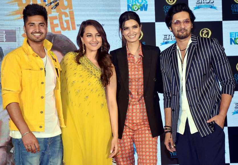 Happy Phirr Bhag Jayegi Trailer Launch Sonakshi Sinha Jassie Gill