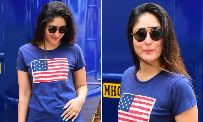 Kareena Kapoor Khan Looks Pretty As A Picture Sans Makeup