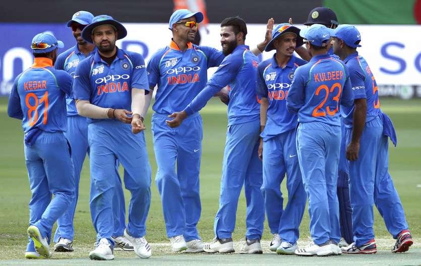 एशिया कप भारत जीत 7 विकेट
