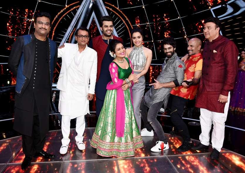 Shahid Kapoor Shraddha Kapoor promote batti gul meter chalu