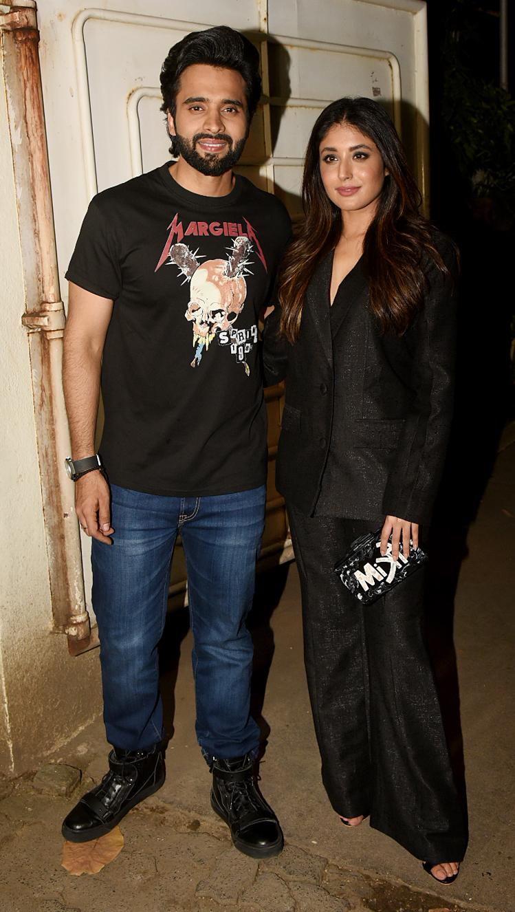 Mitron Movie Screening Daisy Shah Nushrat Bharucha Bollywood