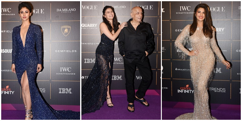 Know what your favourite Bollywood celebrities wore at Vogue Women Of The  Year Awards 2018. 4c738db80f