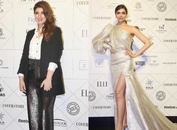 Deepika Padukone Disha Patani Sonakshi Sinha Sizzle In