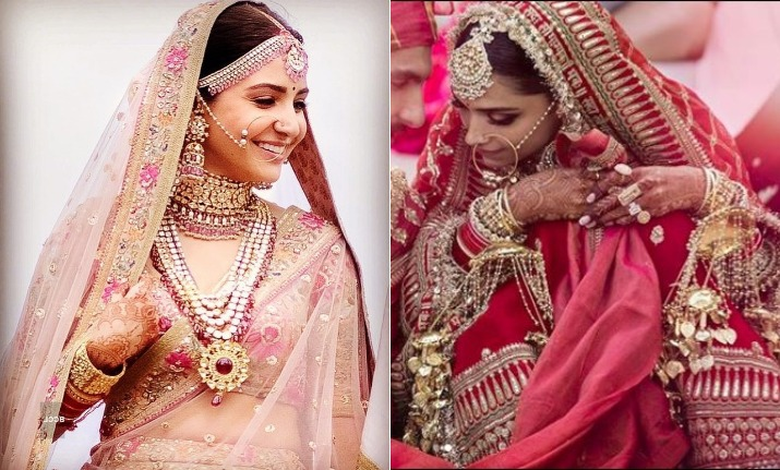 fc99d1b3fa Deepika Padukone and Ranveer Singh's Wedding pictures are out. As told  earlier, the actress