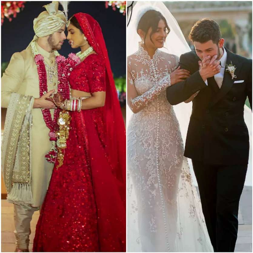 Check out all Pictures from Priyanka Chopra, Nick Jonas\u0027s