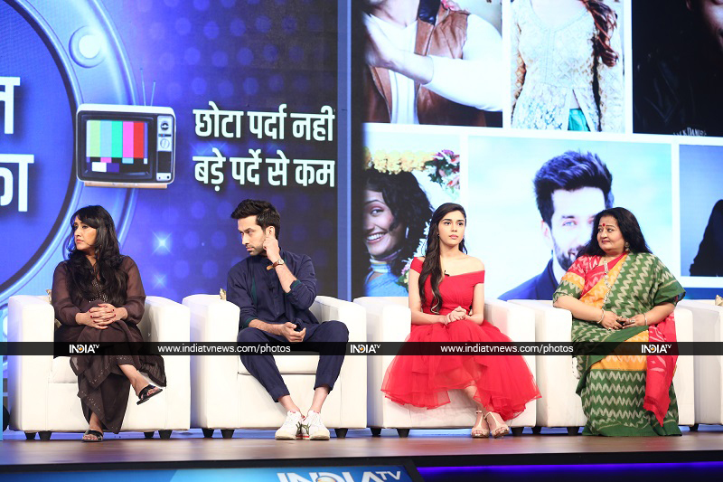TV Ka Dum: Hina Khan, Nakuul Mehta, Rubina Dilaik and others talk