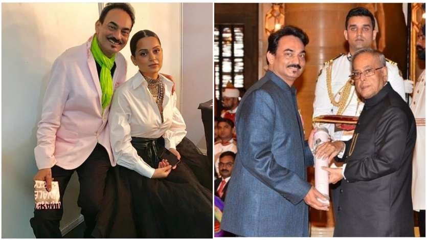 Wendell Rodricks Fashion Journey His Best Works And Accomplishments In Pics