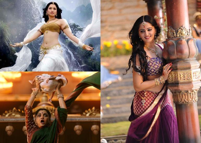 Meet The Baahubali Lionesses Avantika Sivagami Devsena People News India Tv