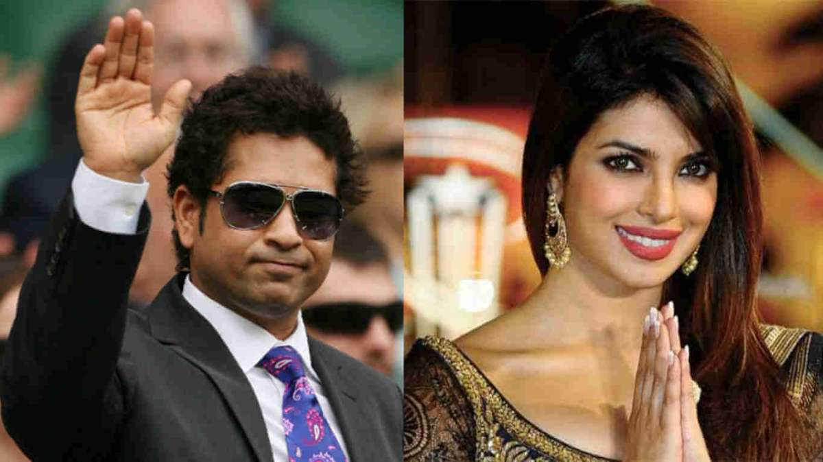 Sachin: A Billion Dreams: Priyanka Chopra shares heartfelt message for Tendulkar, watch | Bollywood News – India TV