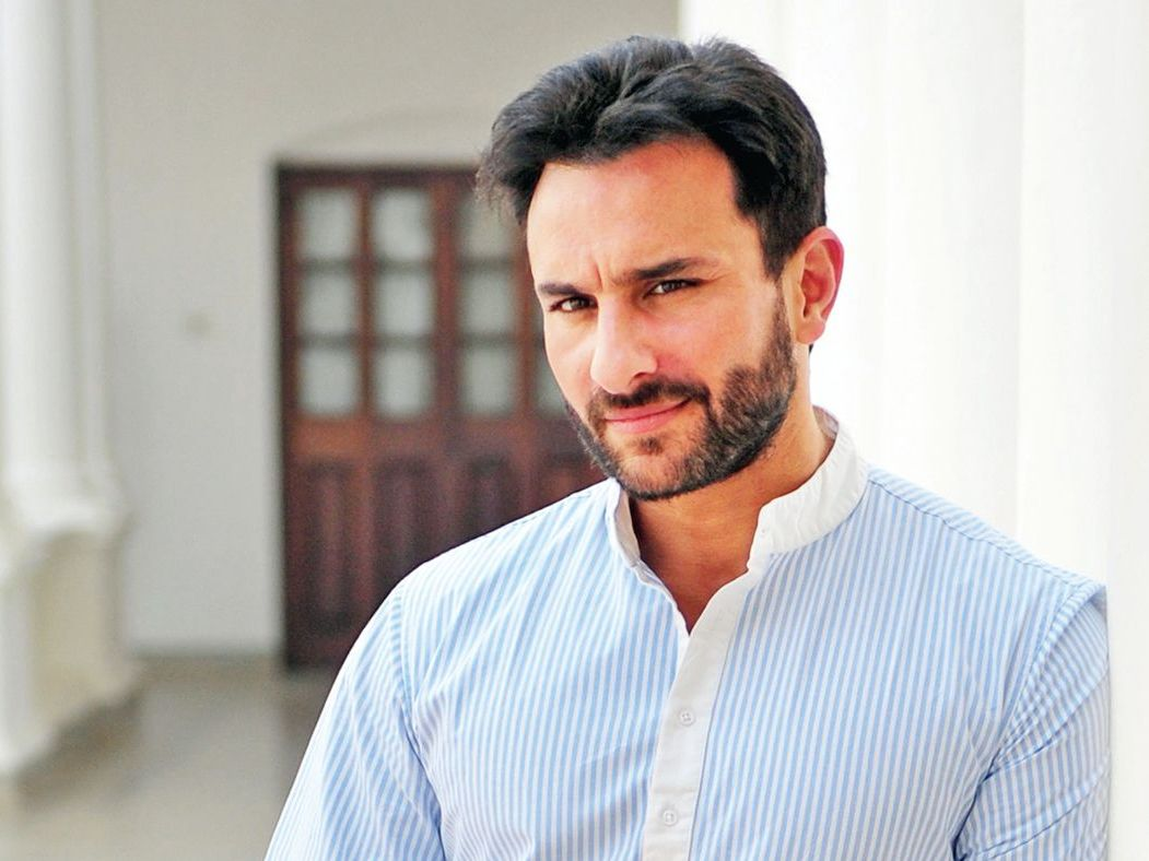 Saif Ali Khan Wants To Give This Advice To Daughter Sara Ali Khan Bollywood News India Tv While the kurta pajama was casual, pairing it with the sharp bandhgala, made the look a bit mismatched. saif ali khan wants to give this advice