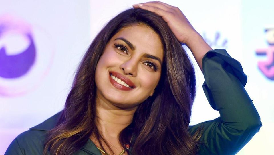 Priyanka Chopra features in British Vogue's list of 'The World's Biggest Stars'