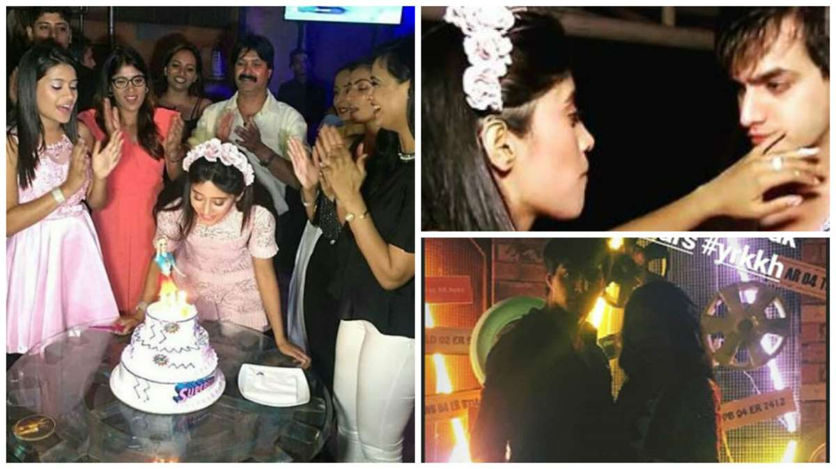 Mohsin Khan Makes Girlfriend Shivangi Joshi S Birthday Special For Her Don T Miss Their Romantic Dance Tv News India Tv And here we played a fun segment with them called how well do you know each other. mohsin khan makes girlfriend shivangi