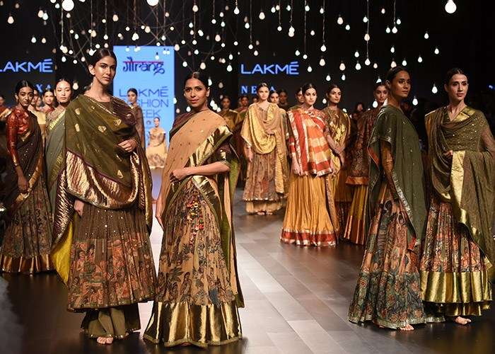 Lakme Fashion Week Announces New Move The Platform To Support Emerging Talents Lifestyle News India Tv