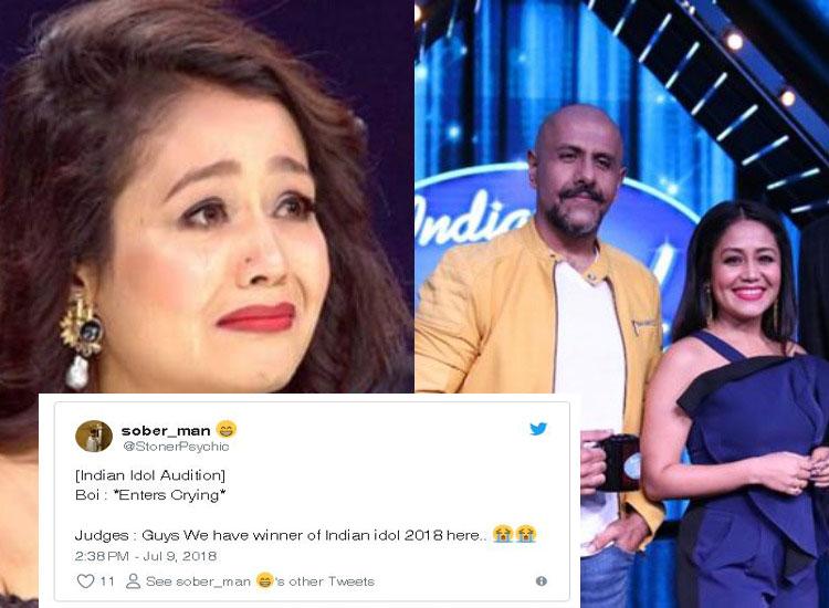 Pakistani Singer In Indian Idol