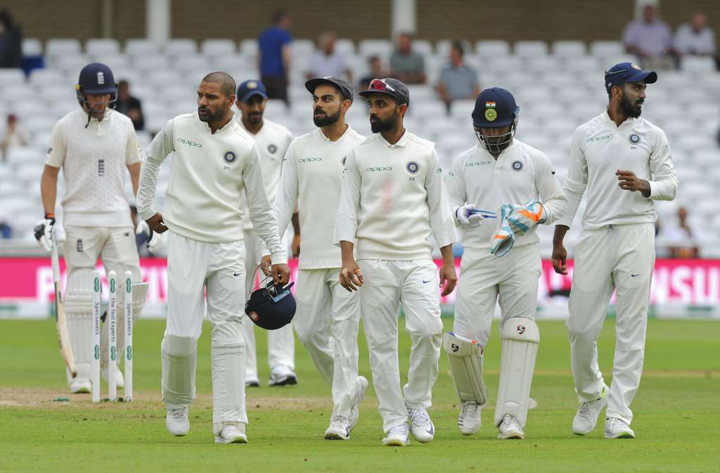 Home-track bullies! India succumb to yet another Test series loss in England,  make it three in a row | Cricket News – India TV