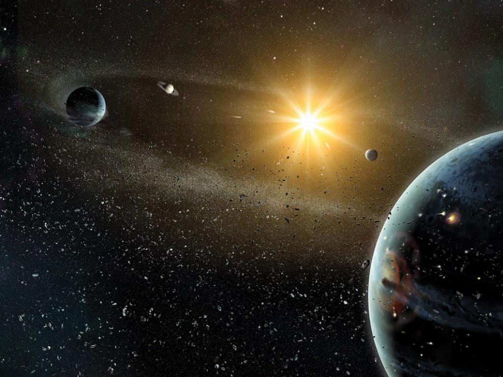 Kısa Süreli Dönen Dev Bir Gezegen Keşfedildi…