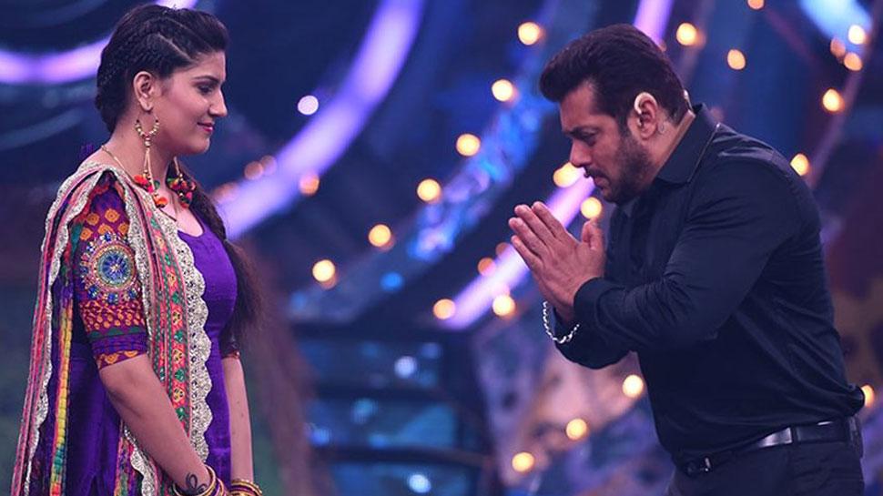 After Shilpa Shinde and Vikas Gupta, Sapna Choudhary to enter Bigg Boss 12?  | Tv News – India TV