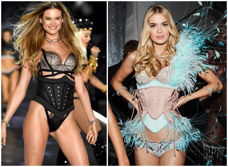 966cc3ac4d4c1 Victoria's Secret Fashion Show 2018: With biggest lineup this year ...