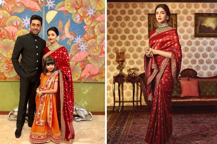 Aishwarya Rai Bachchan Takes Inspiration From Deepika Padukone For Isha Ambani Anand Piramal Wedding See Pics Fashion News India Tv