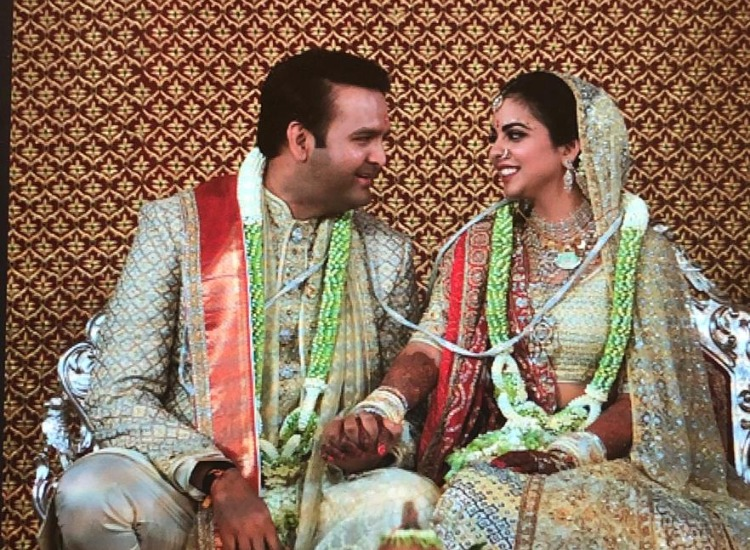 Isha Ambani and Anand Piramal's fairytale wedding costs a fortune, details  will blow away your mind | Buzz News – India TV