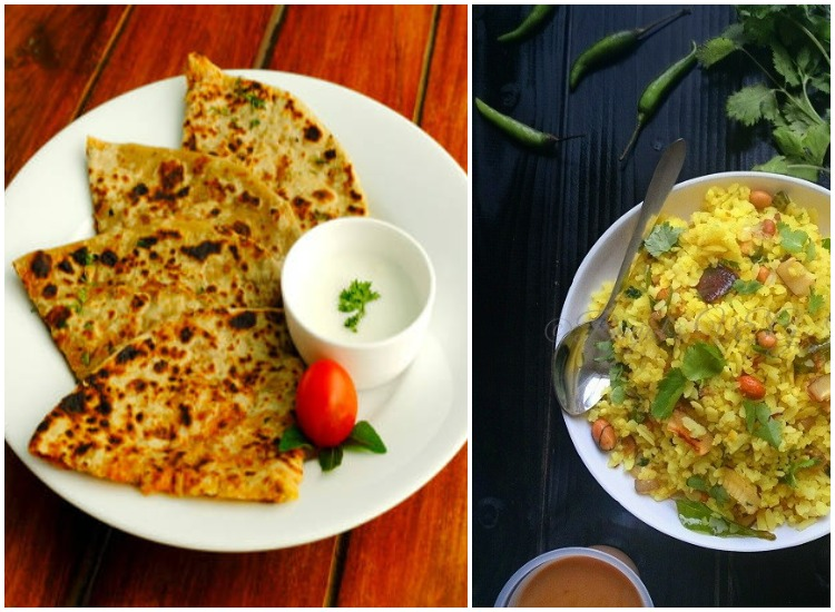5 Perfect Indian Breakfasts That Are Light And Flavoursome