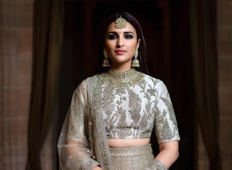 Parineeti Chopra S Look From Sister Priyanka Chopra And Nick Jonas