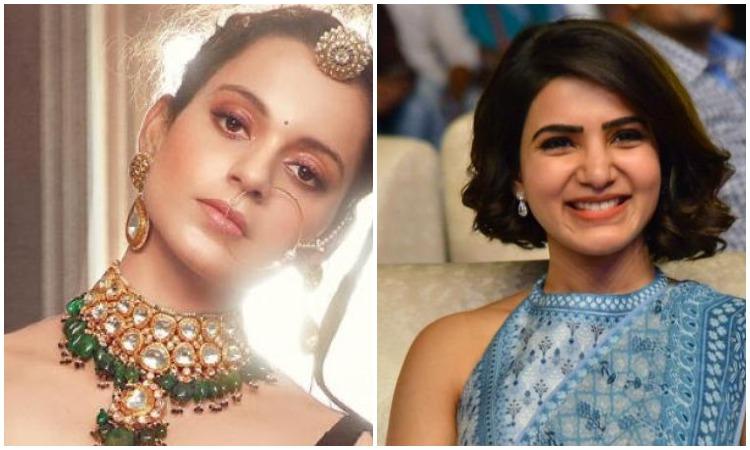 Kangana Ranaut, my favourite hero': Samantha Akkineni is all love for Manikarnika actress | Celebrities News – India TV