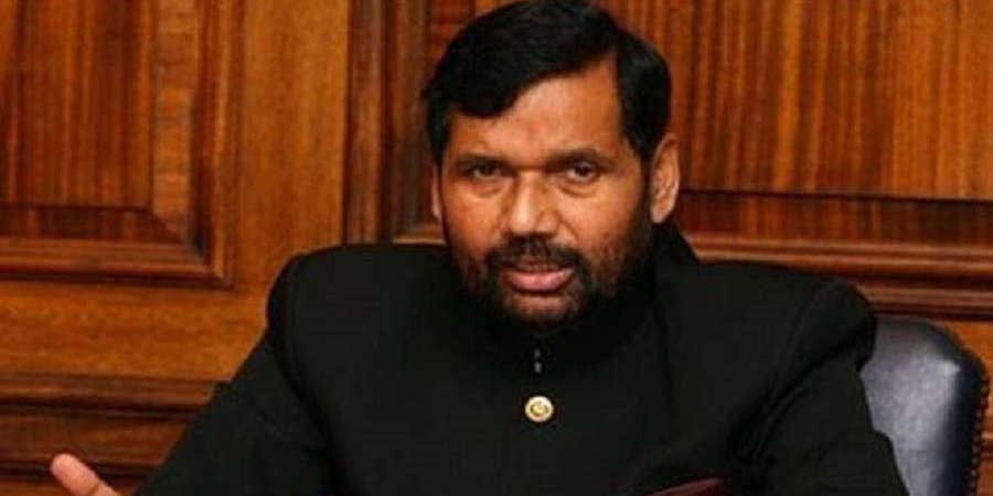 Rjd Will Not Be Able To Open Its Account In Lok Sabha Polls Ram Vilas Paswan India News India Tv