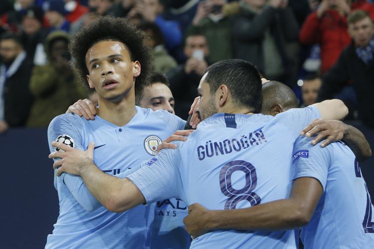 the latest 7f5c2 9a1e4 Champions League: Leroy Sane stuns old club Schalke as ...