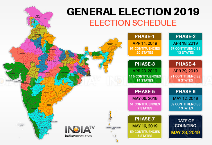 India General Elections: All you need to know, where to watch, live