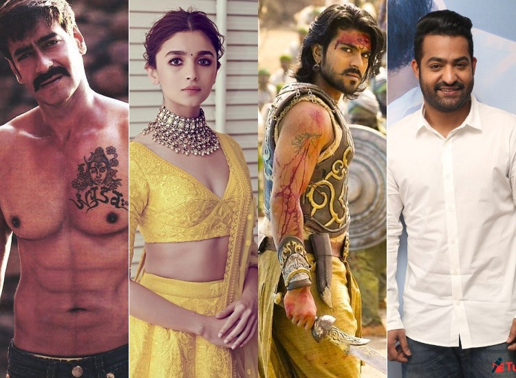 RRR: Plot to complete starcast, everything you need to know about SS  Rajamouli's next period drama | Regional News – India TV