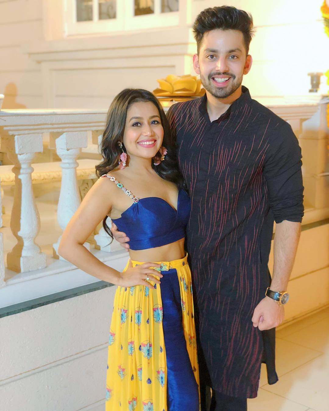 Is Himansh Kohli Still In Love With Neha Kakkar Read Why Himansh Still Has Their Couple Pictures On Social Media Celebrities News India Tv