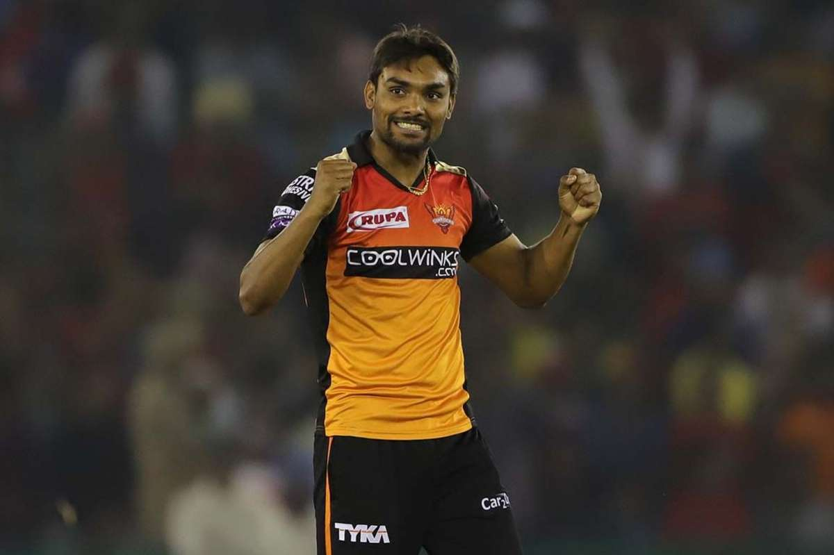 IPL 2019, KXIP vs SRH: Sunrisers pacer Sandeep Sharma defends wobbly  middle-order, blames dew for defeat | Cricket News – India TV