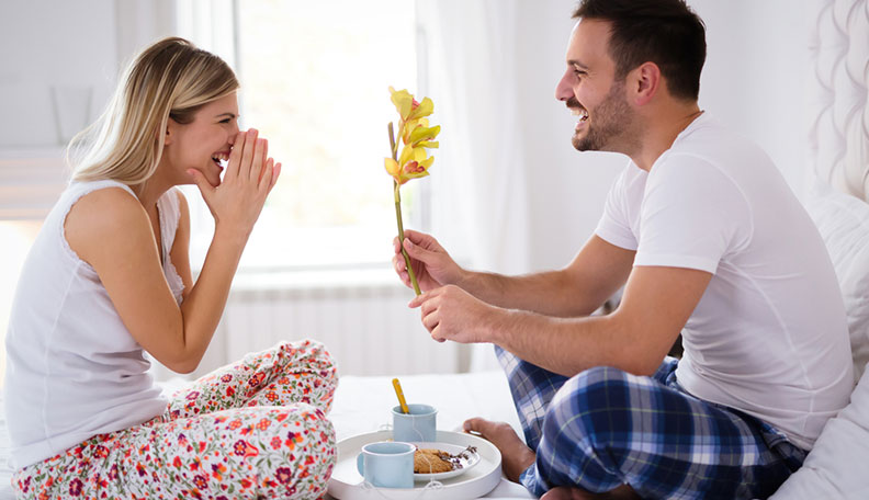 Hey men, keep your wife happy for longer and healthier life | Relationships  News – India TV