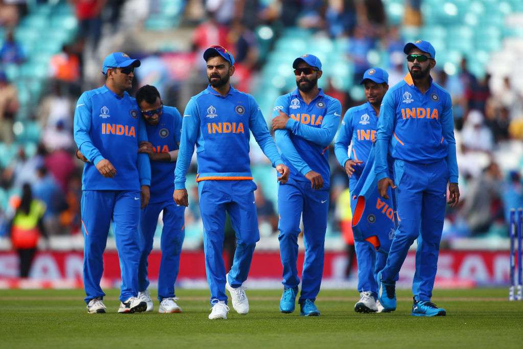 Team India to sport orange jerseys in selected World Cup matches | Cricket  News – India TV